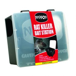 Rodents on the rampage? Nippon has the answer