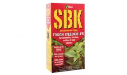 Get Tough on Weeds with SBK